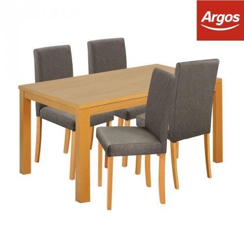 Table de salon avec 04 chaises super bon prix