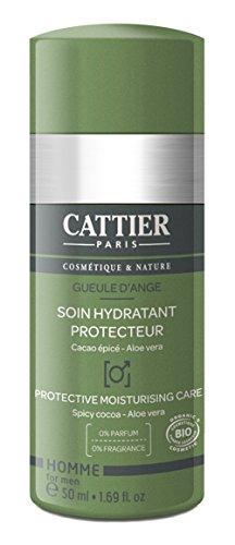 Cattier Soin Hydratant Protecteur Homme Gueule d'Ange Bio 50 ml