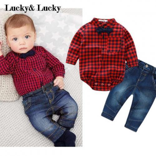 barboteuses shirts   jeans bébé