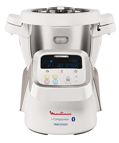 Moulinex I-Companion - HF9001Robot cuiseur connecté