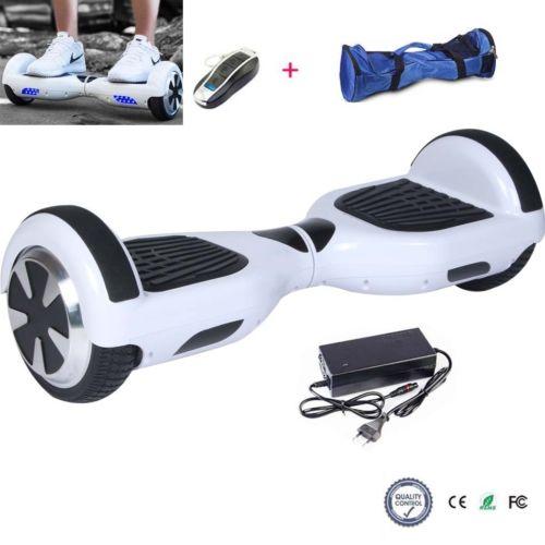 "6.5""overboard Gyropode Scooter électrique giropodes Self Balancing Skateboard"