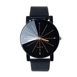Horloge cuir montre-bracelet