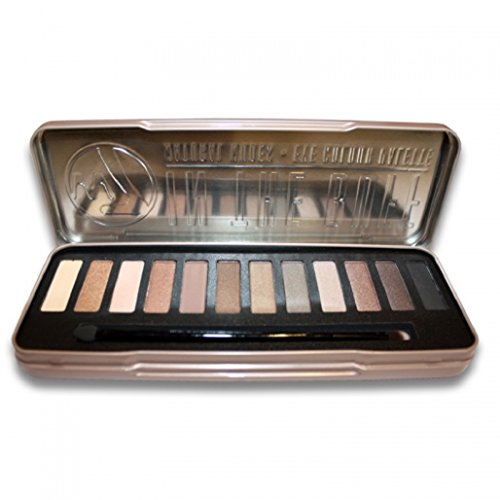 W7 - 'In the Buff'- Palette maquillage pour un effet Nude de Star!