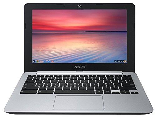 """Asus Chromebook C200MA-KX002 11"""" Noir et Argent"""