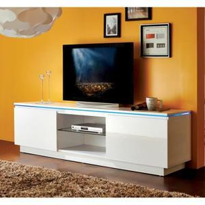 LUMIA Meuble TV avec éclairage LED