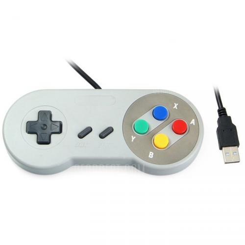 Contrôleur USB - bouton Select / Start