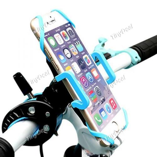 Fashionable Cellphone Holder Bracket Seat Compatible for Bike