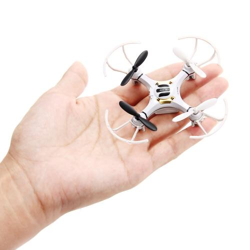 Détails sur  Mini Explorers RC Quadcopter 3D Flying 2.4Ghz 4CH 6-Axis GYRO Headless LED Drone