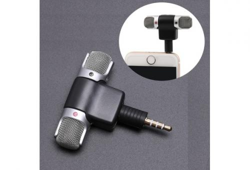 NEW Mini Recorder Stereo Voice Digital Mic Microphone Portable For Smartphones PC TRU JCB (Taille : for cell phone)