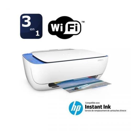 HP Deskjet 3630 Multifonction All-in-One - Compatible Instant Ink