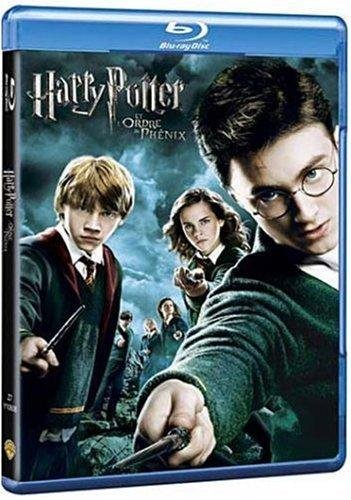 Harry Potter et l'Ordre du Phenix [Blu-ray]
