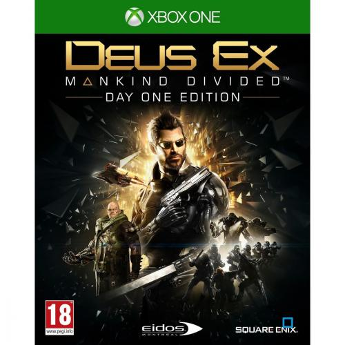 Deus Ex : Mankind Divided - Edition Day One XBOX One