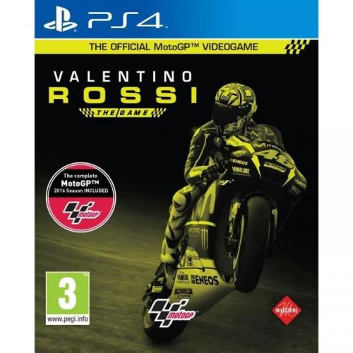Valentino Rossi : The Game Jeu PS4