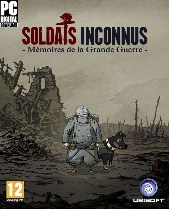 Valiant Hearts: The Great War / Soldats Inconnus: Mémoires de la Grande GuerreTM [Code Jeu PC - Uplay]