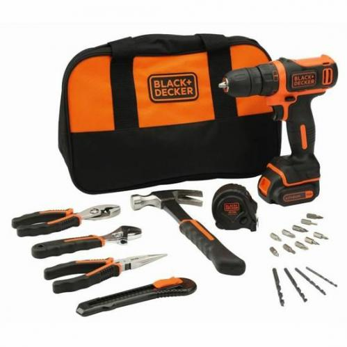 BLACK & DECKER Perceuse visseuse t