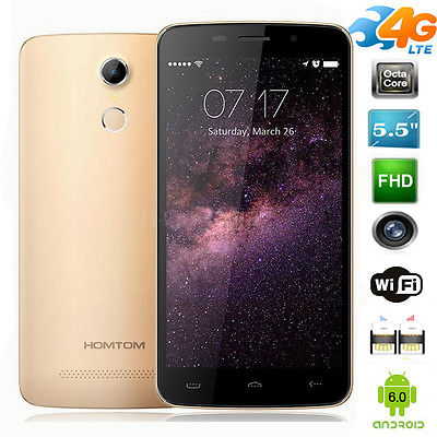 5.5'' HOMTOM HT17 Android 6.0 4G