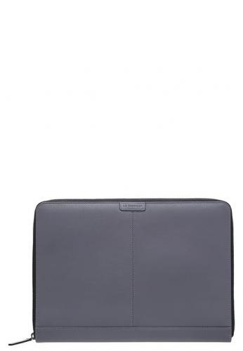 LE TANNEUR SINCLAIR - Sac ordinateur - slate grey