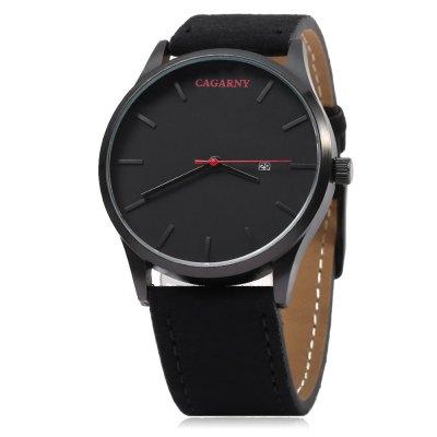 CAGARNY Men Quartz Watch