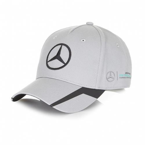 Mercedes Benz Petronas AMG Formula 1 MAMGP Nico Rosberg Gray Driver Hat Cap