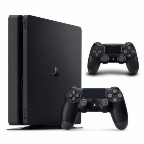 Nouvelle PS4 Slim 500 Go Noire