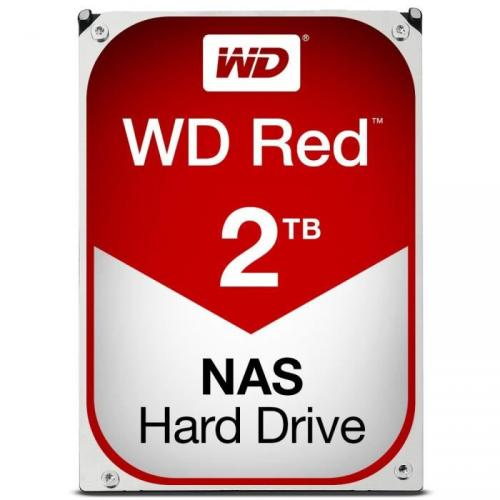 WD Red 2To 64Mo 3.5