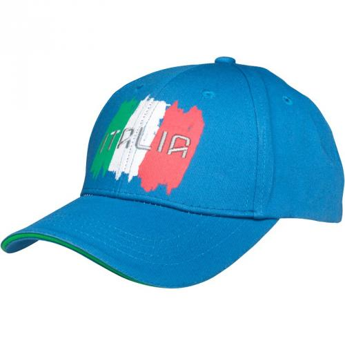 Casquette Italia Unisexe Bleu