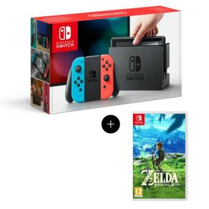 Console Nintendo Switch   Paire de Joy-Con