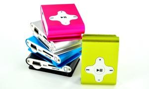 Mini lecteur MP3 32Go, coloris au choix