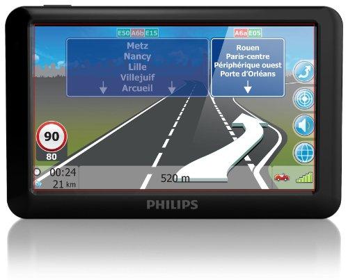 Philips PNS 500 GPS et accessoires