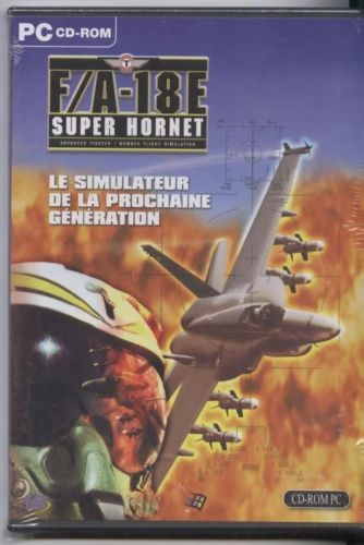 F/A-18E Super Hornet - PC