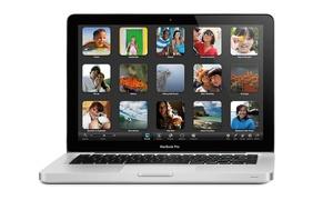 """Apple Macbook Pro reconditionné 13"""" clavier QWERTY plus coque de protection"""
