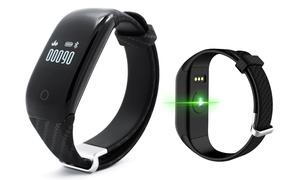 Bracelet sport connecté Bluetooth - fréquence cardiaque