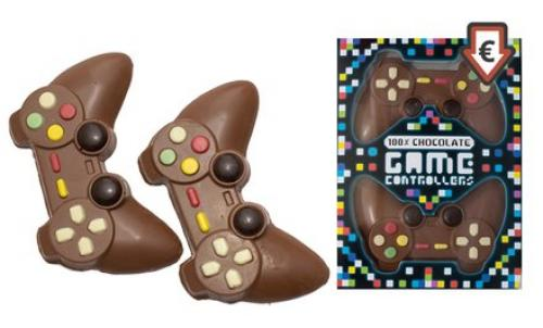 1 lot de manettes Playstation Martins Chocolatier en chocolat