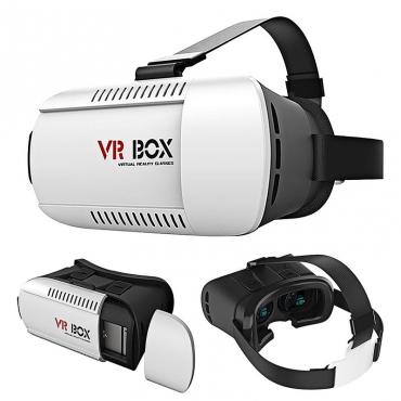 Casque Lunettes de réalité virtuelle 3D VR BOX® avec ou sans télécommande