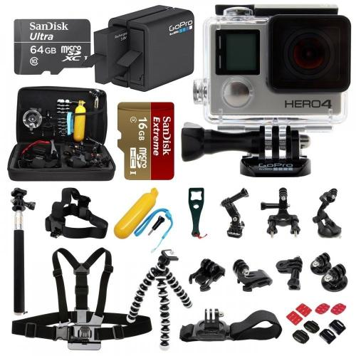 GoPro-HERO4-Silver-Edition-64GB-SanDisk-2-Battery-30pcs-ALL-you-need-Pro-Kit  GoPro-HERO4-Silver-Edition-64GB-SanDisk-2-Battery-30pcs-ALL-you-need-Pro-Kit  GoPro-HERO4-Silver-Edition-64GB-SanDisk-2-Battery-30pcs-ALL-you-need-Pro-Kit  GoPro-HERO4-Sil