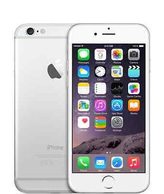 APPLE iPhone 6 16 Go Argent Débloqué tout opérateur Très bon état MG482ZD/A