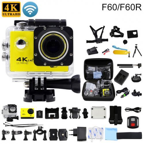 Caméra 4 K/30fps 16MP WiFi 170D