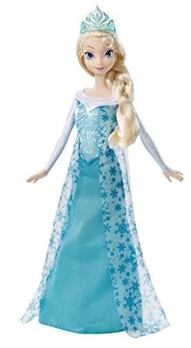 Disney Princesses - Y9960 - Poupée - La Reine des Neiges - Elsa