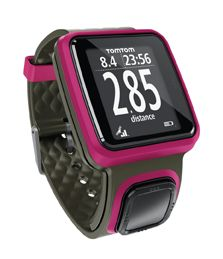 MONTRE GPS TOMTOM RUNNER ROSE