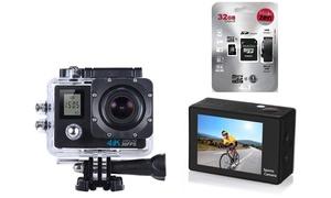 Pack Caméra Sport PLUS SD 32GB