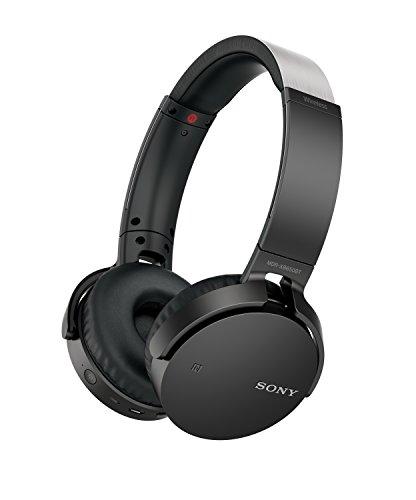 Sony MDR-XB650BTB Casque Bluetooth Extra Bass - Noir