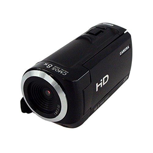 Caméscope Caméscope numérique 16 mégapixels enregistrement 2.4 LCD Zoom 8x Full HD 1920x1080P camcorder cam