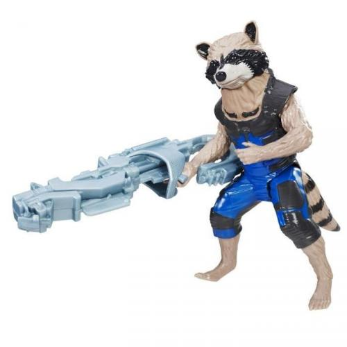 Figurine Marvel Guardians of the Galaxy - Rocket 30 cms