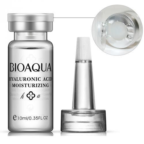 BIOAQUA Hyaluronic Acid Essence Anti Aging Hydratant Lissage Original Fluid Essential Oil