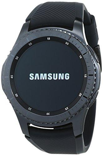 Samsung Gear S3 Frontier Montre connectée Gris Foncé [Import Allemagne]