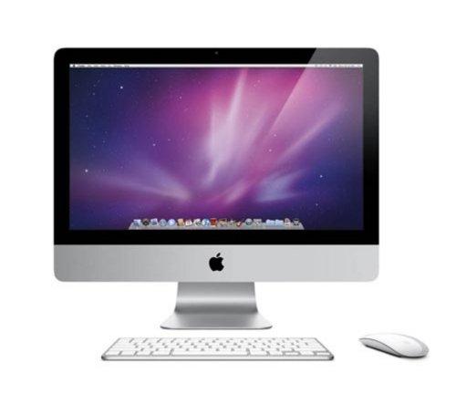 apple imac ordinateur de bureau 21 5 intel core i3 500 go. Black Bedroom Furniture Sets. Home Design Ideas