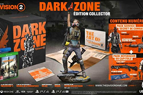 The Division 2 Dark zone Collector Edition