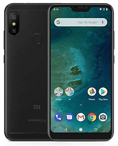 Téléphone Portable Xiaomi Mi A2 Lite - 32 Go - Noir