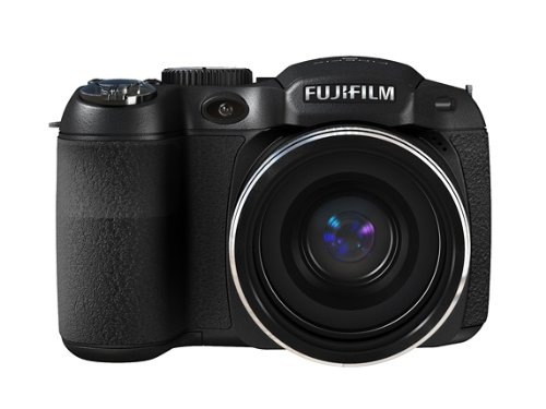 Fujifilm FinePix S2980 Appareil photo bridge 14 Mpix Zoom optique Fujinon 18x Noir