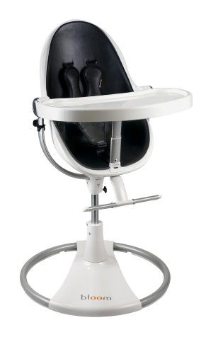 bloom chaise haute fresco loft blanche noire prix 445 00. Black Bedroom Furniture Sets. Home Design Ideas
